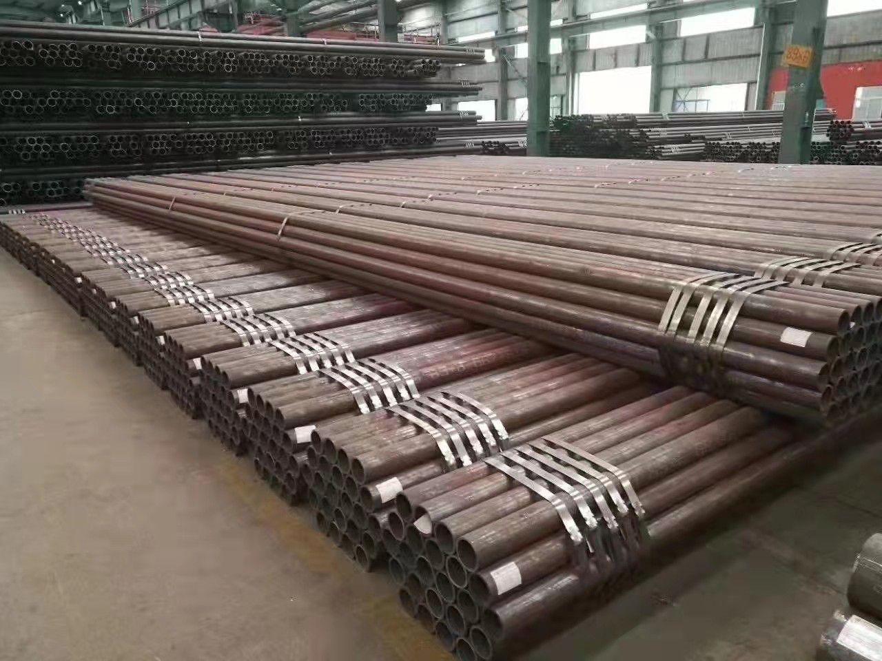 内蒙古Q345C无缝钢管
